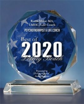 2020 Best of Delray Beach Award